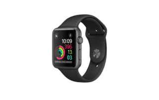 apple 42 mm sport gris sideral