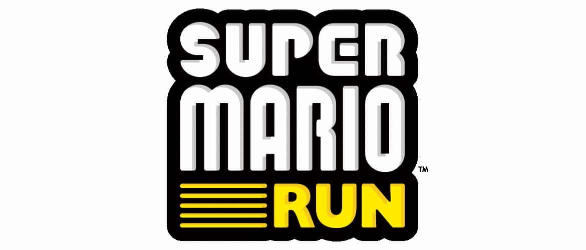 logo super mario run ios