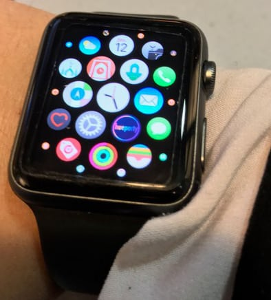 icone grosse apple watch