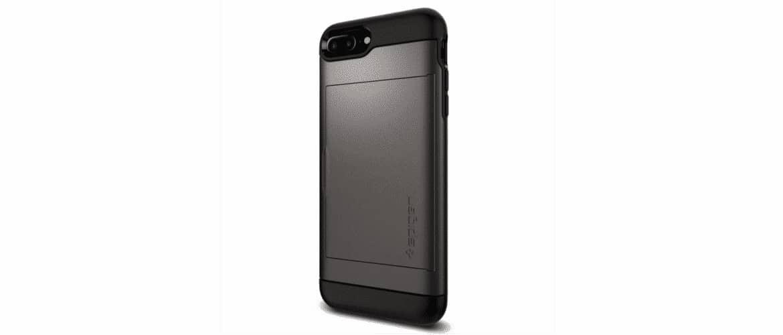 coque spigen cs armor noir iphone 7 plus