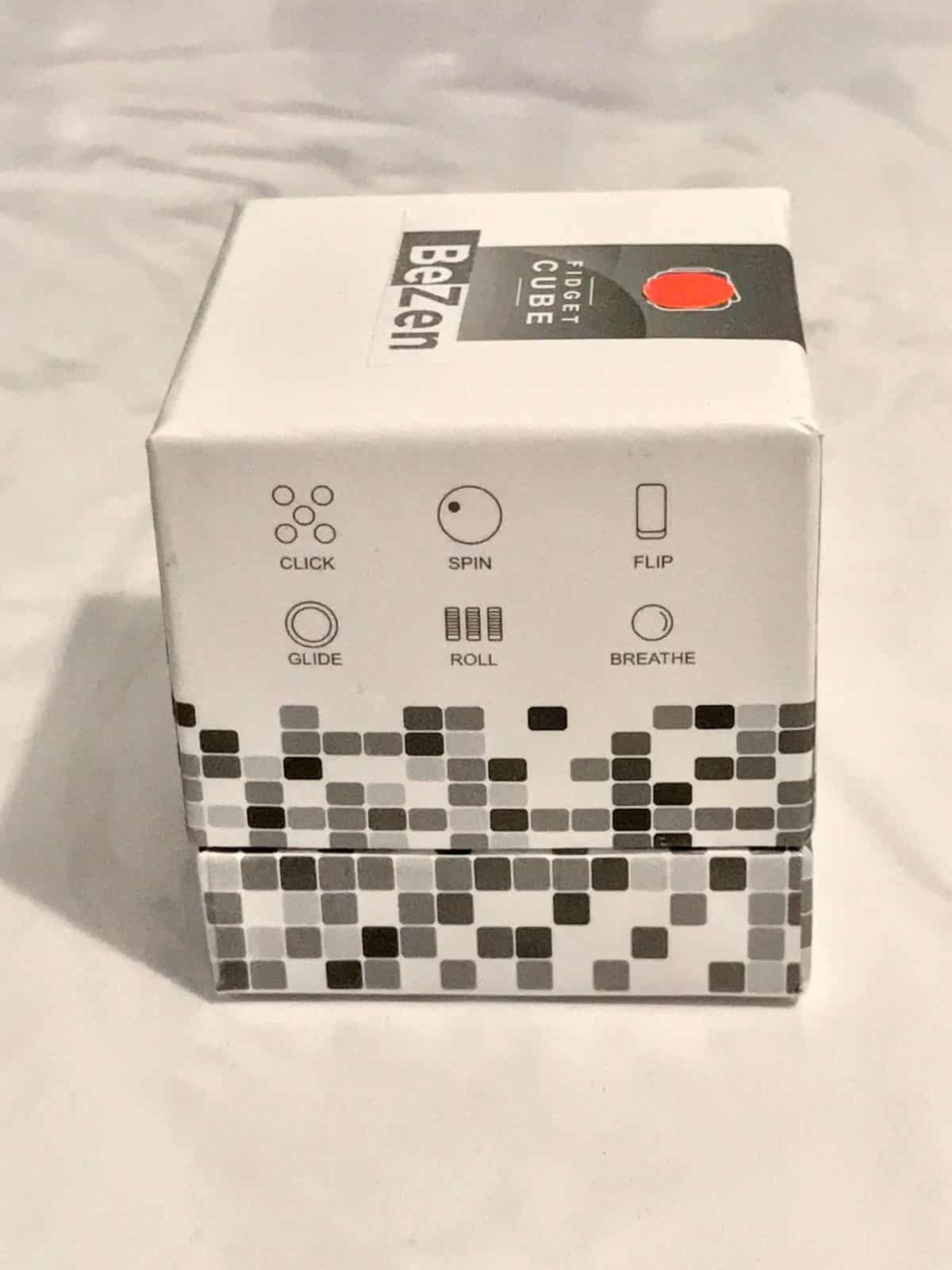Boite be zen fidget cube