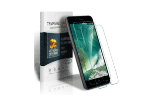 verre trempé pour iphone 7 plus