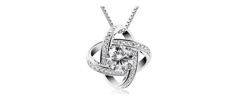 collier b catcher argent