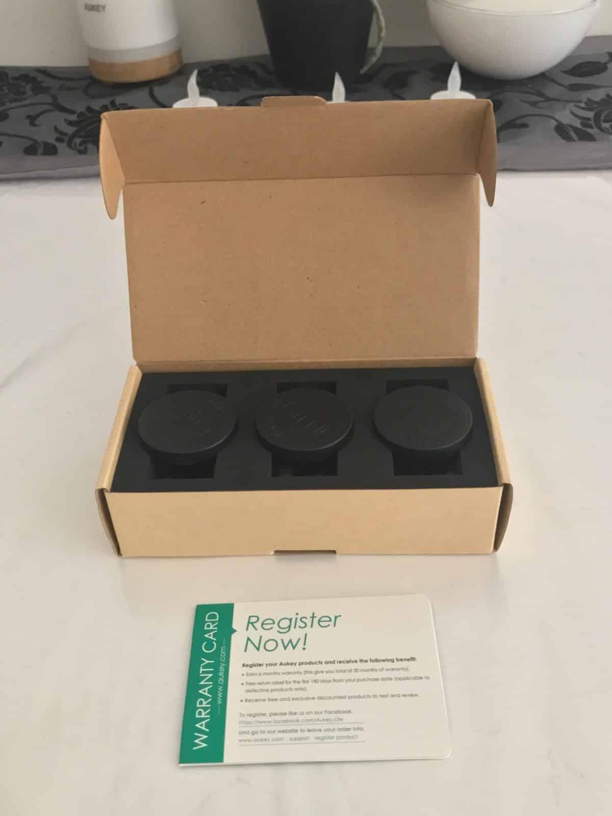 kit filtre polarisant aukey