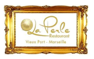 logo la perle restaurant marseille